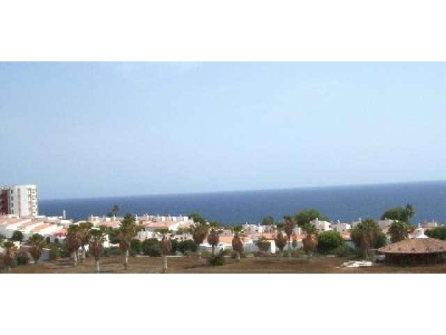 View from Balcony - Terrazas de la Paz, Golf del Sur, Tenerife